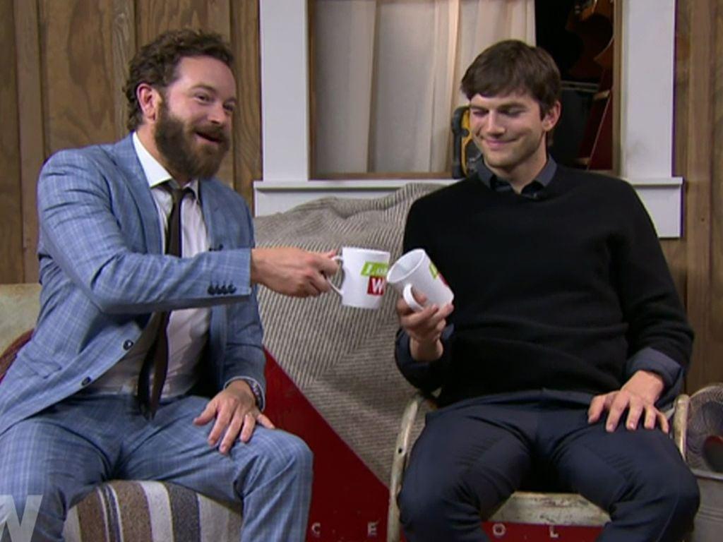 Ashton Kutcher und Danny Masterson