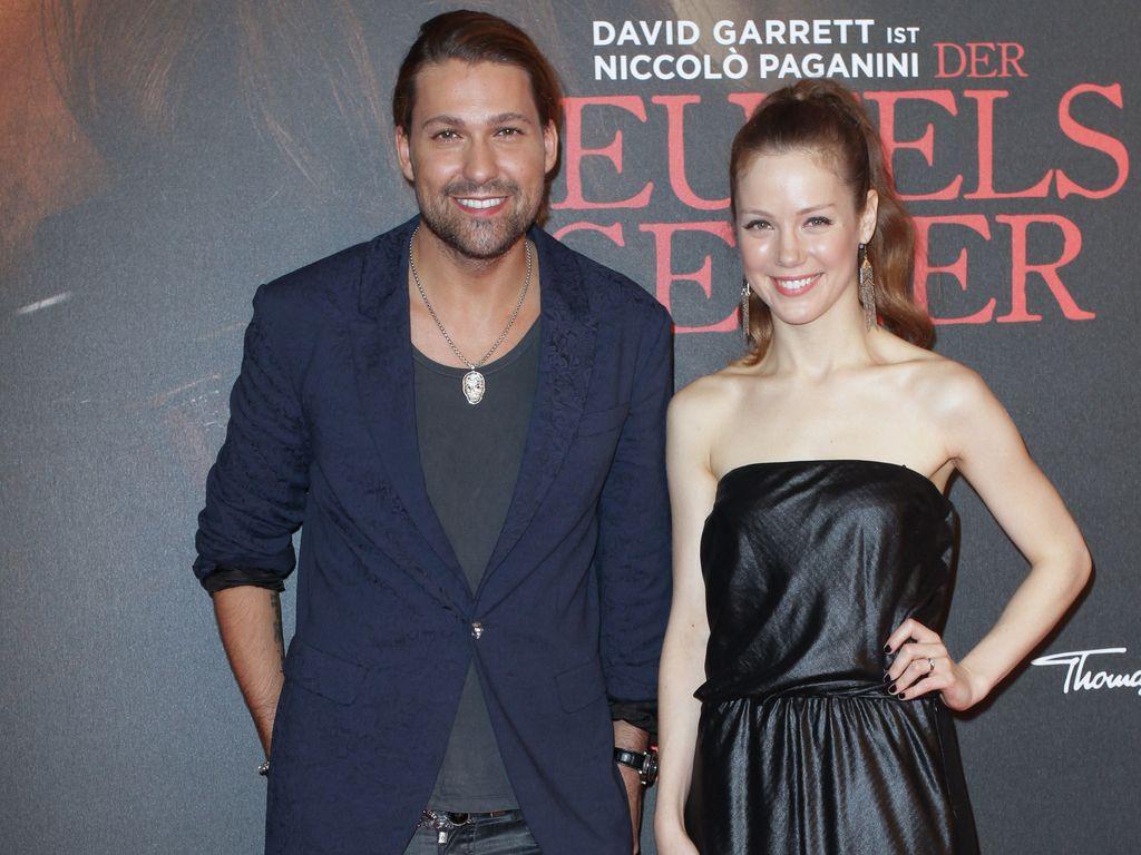 David Garrett Ex Freundin Packt Aus