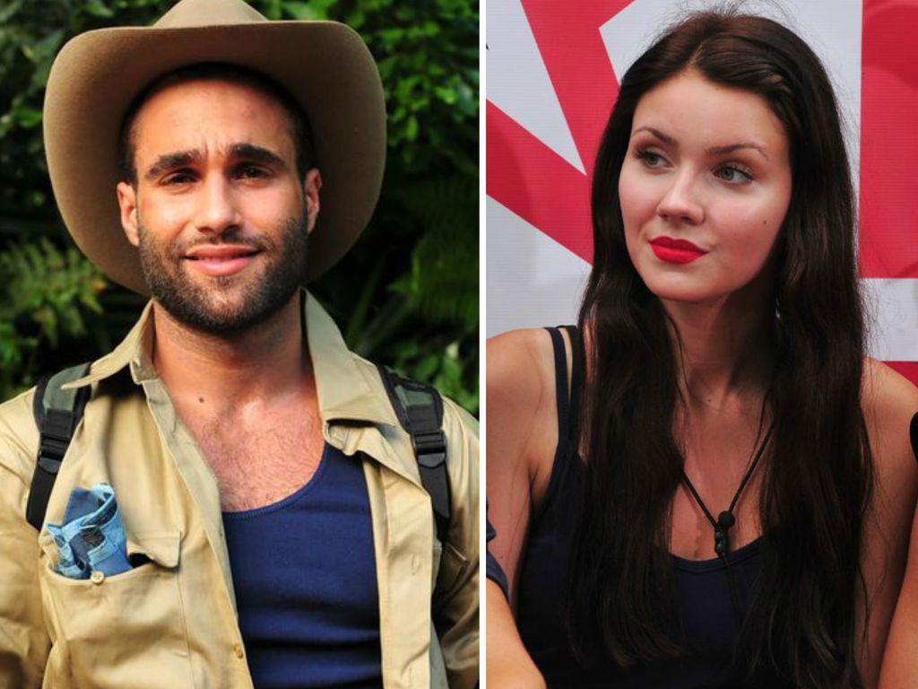 Nathalie Volk und David Ortega