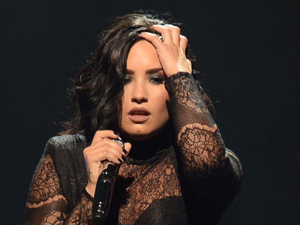 """Demi Lovato auf ihrer """"Future Now""""-Tour"""