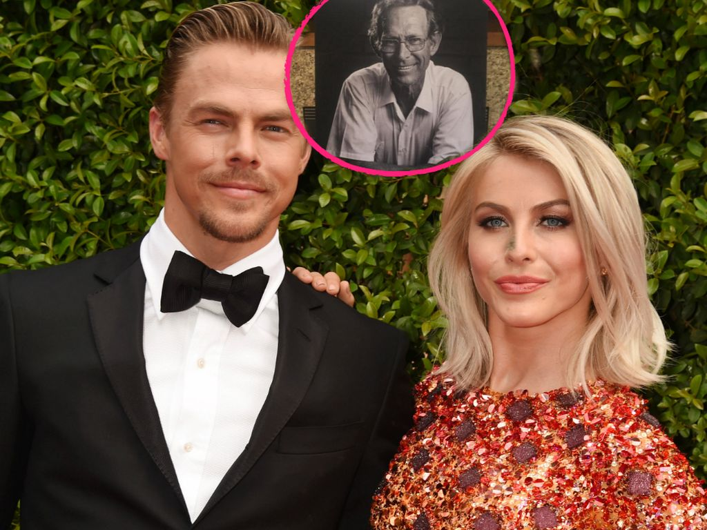 Julianne Hough und Derek Hough