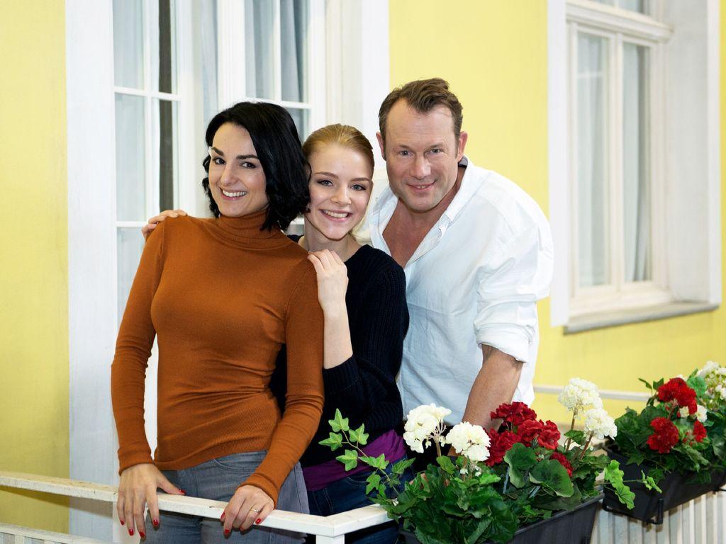 Mimi Fiedler und Hanno Friedrich