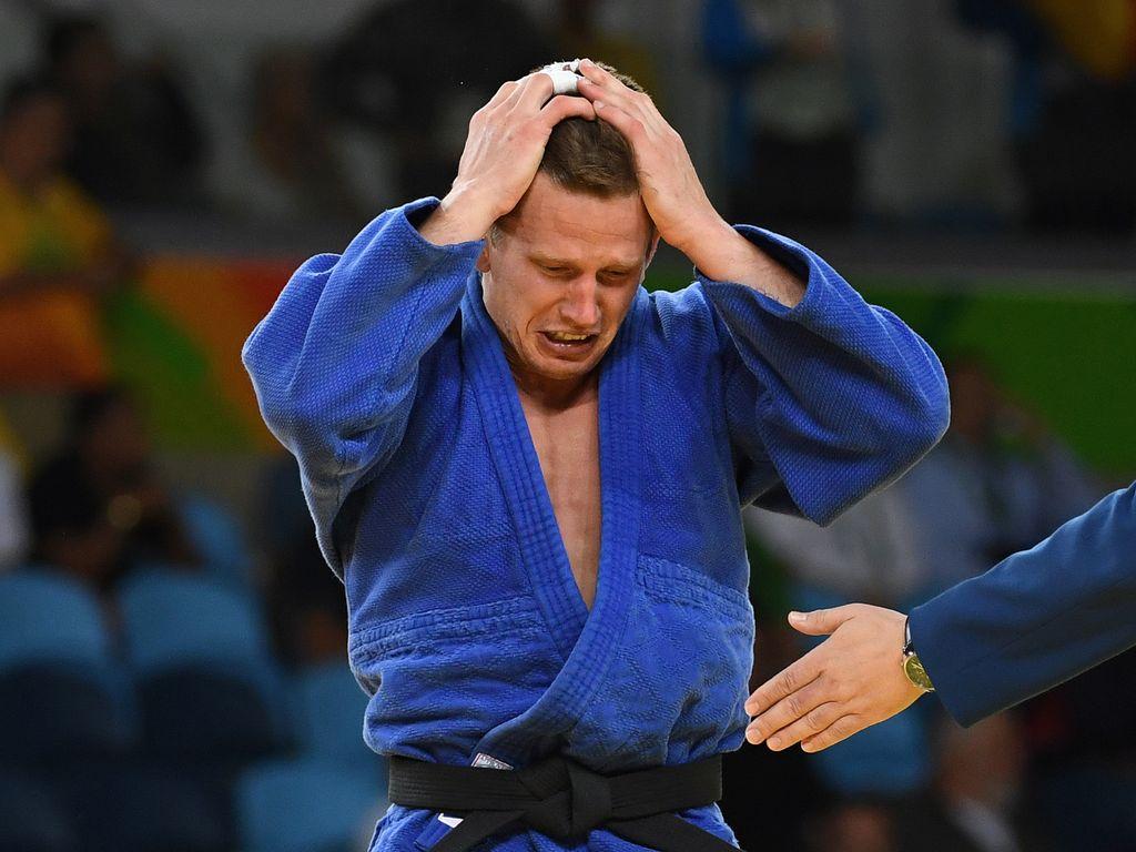 Dirk van Tichelt in Rio de Janeiro