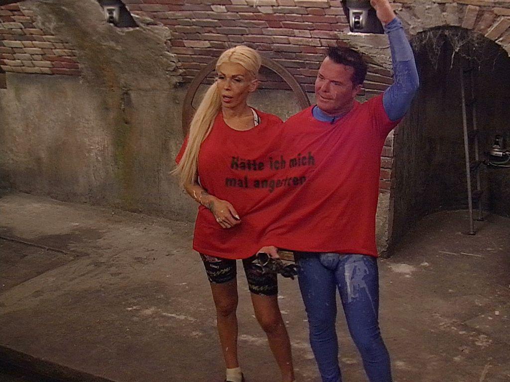 Reality-Star Edona James und Prinz Marcus von Anhalt