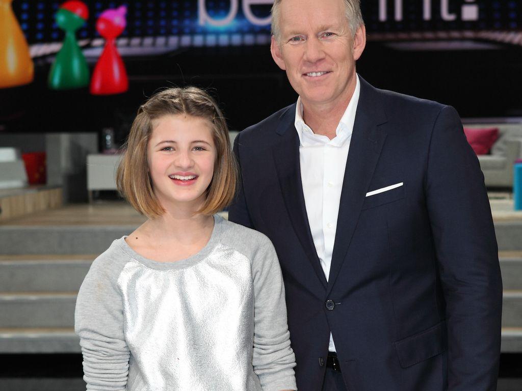 Emma Schweiger und johannes b kerner