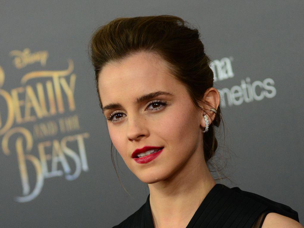 """Emma Watson bei der Premiere von """"Die Schöne und das Biest"""" in New York"""