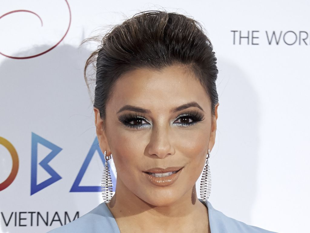 "Eva Longoria bei der ""The Global Gift Madrid Gala 2017"""