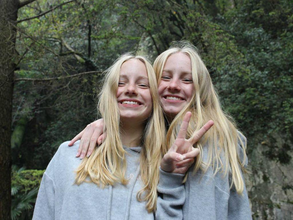Finja und Svea, Netz-Stars
