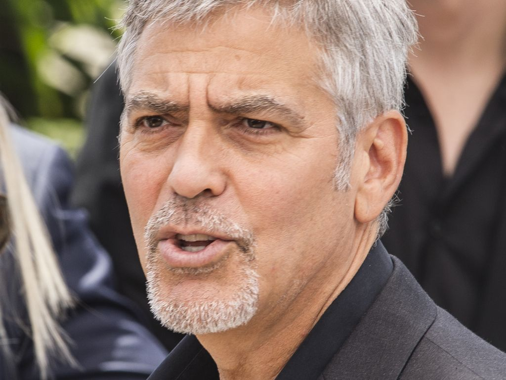 George Clooney in Cannes