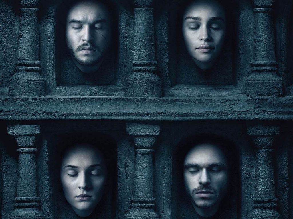 """Game of Thrones"", Poster zur 6. Staffel"