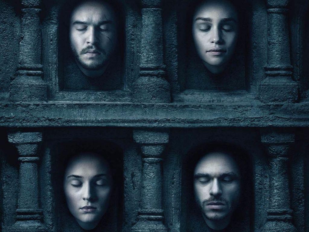 """""""Game of Thrones"""", Poster zur 6. Staffel"""