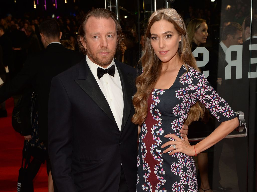 Guy Ritchie und Jacqui Ainsley
