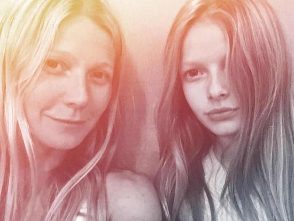 Gwyneth Paltrow und Apple