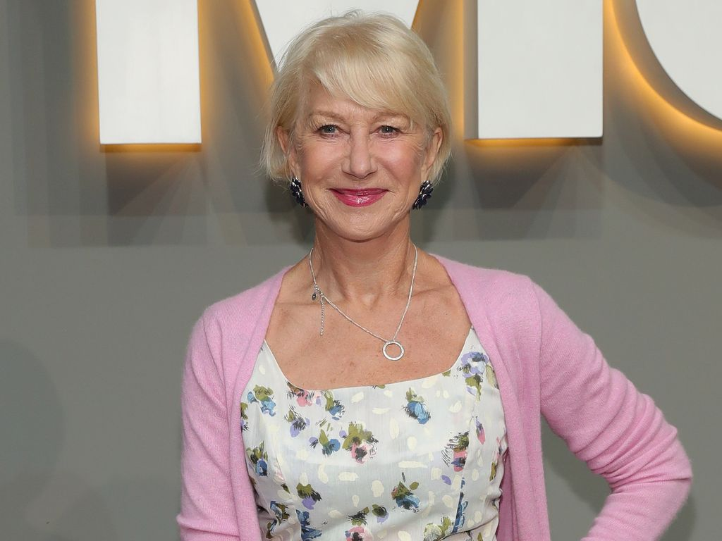 "Helen Mirren bei der ""Museum of Modern Art Party"" in NY"