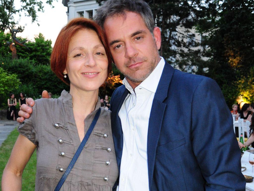 Hendrikje und Florian Fitz beim Grill Royal Sommerfest im Kronprinzenpalais Berlin 2010