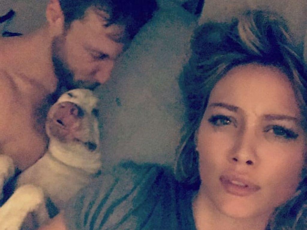 Hilary Duff und ihr Freund Jason Walsh