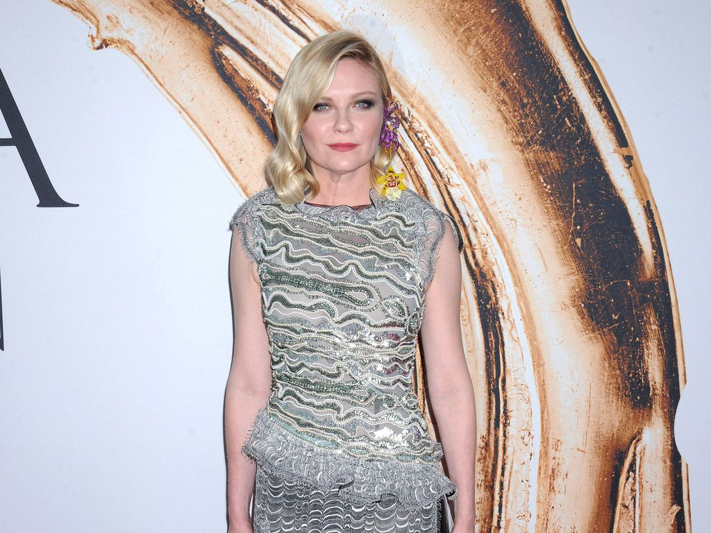 Hollywood-Star Kirsten Dunst
