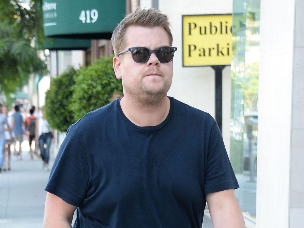 James Corden in Beverly Hills