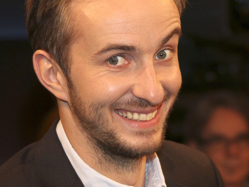 Jan Böhmermann in einer NDR-Talkshow
