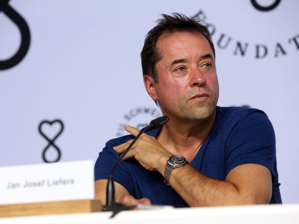 Schauspieler Jan Josef Liefers auf der Til Schweiger Foundation Launch PK