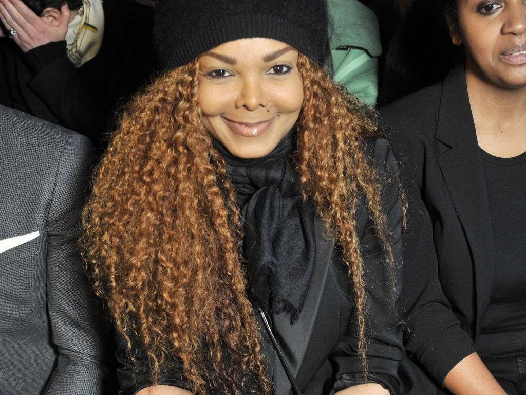 Janet Jackson bei der Haider Fashion Show auf der Paris Fashion Week