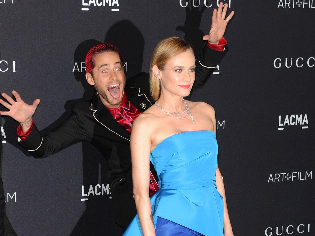 Jared Leto und Diane Kruger