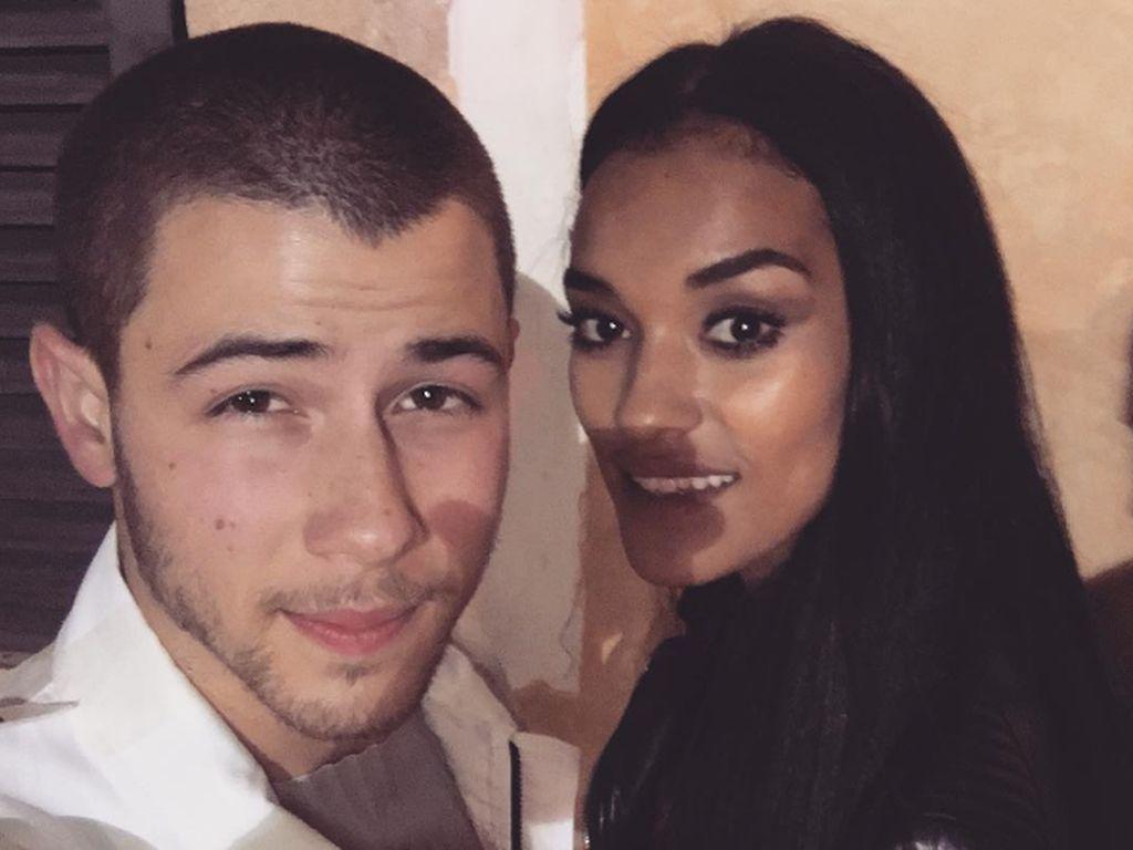 Nick Jonas und Jasmin Lekudere