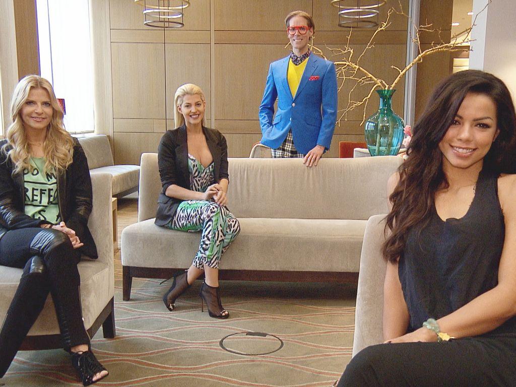Sarah Nowak, Fernanda Brandao, Tanja Bülter und Jens Hilbert