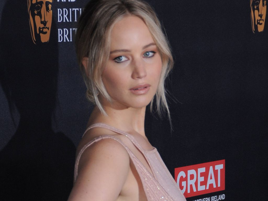 "Jennifer Lawrence bei den ""2016 AMD British Academy Britannia Awards"""