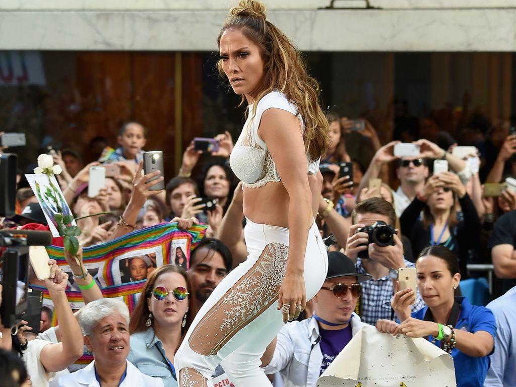 Hollywood-Star Jennifer Lopez