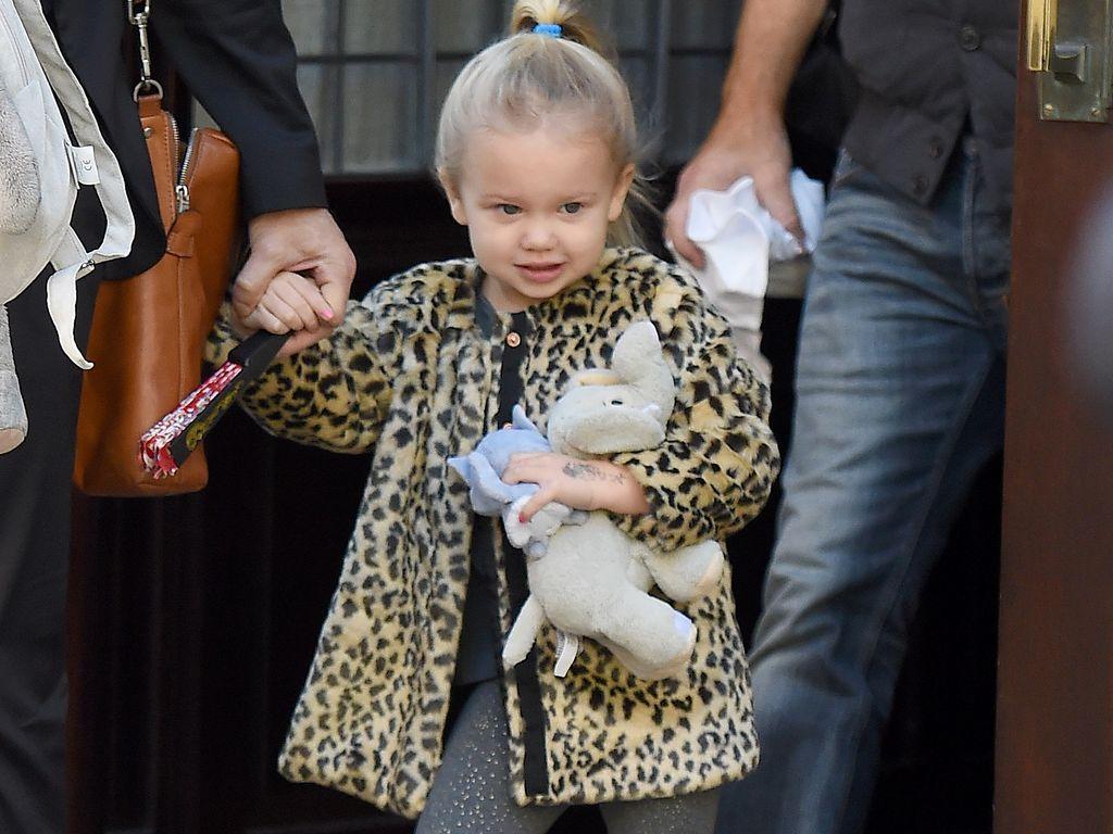 Jeremy Renners Tochter Eva
