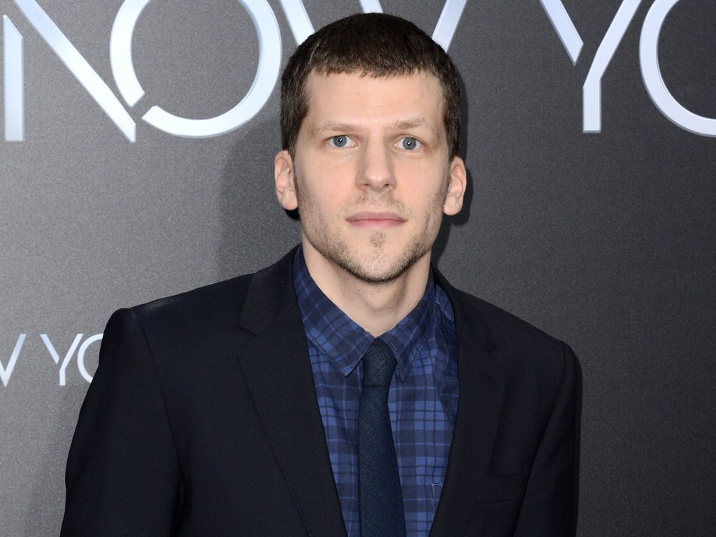 "Jesse Eisenberg bei der ""Now you see me 2""-Premiere in New York"
