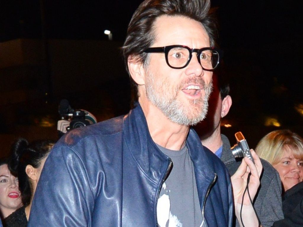 Jim Carrey bei der Showtime Emmy Eve Party in den Sunset Towers