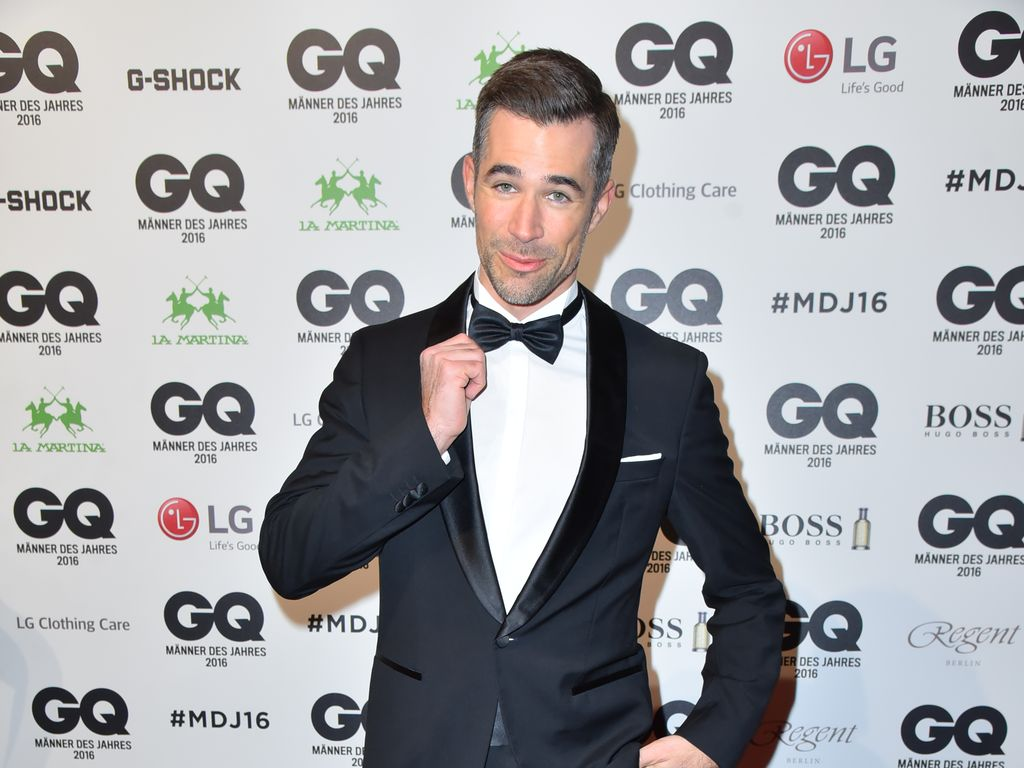 Jo Weil im November bei den GQ-Awards in Berlin