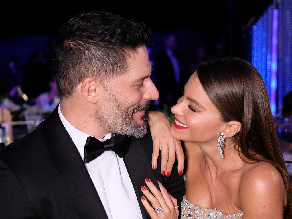 Joe Manganiello und Sofia Vergara bei den Screen Actors Guild Awards 2017