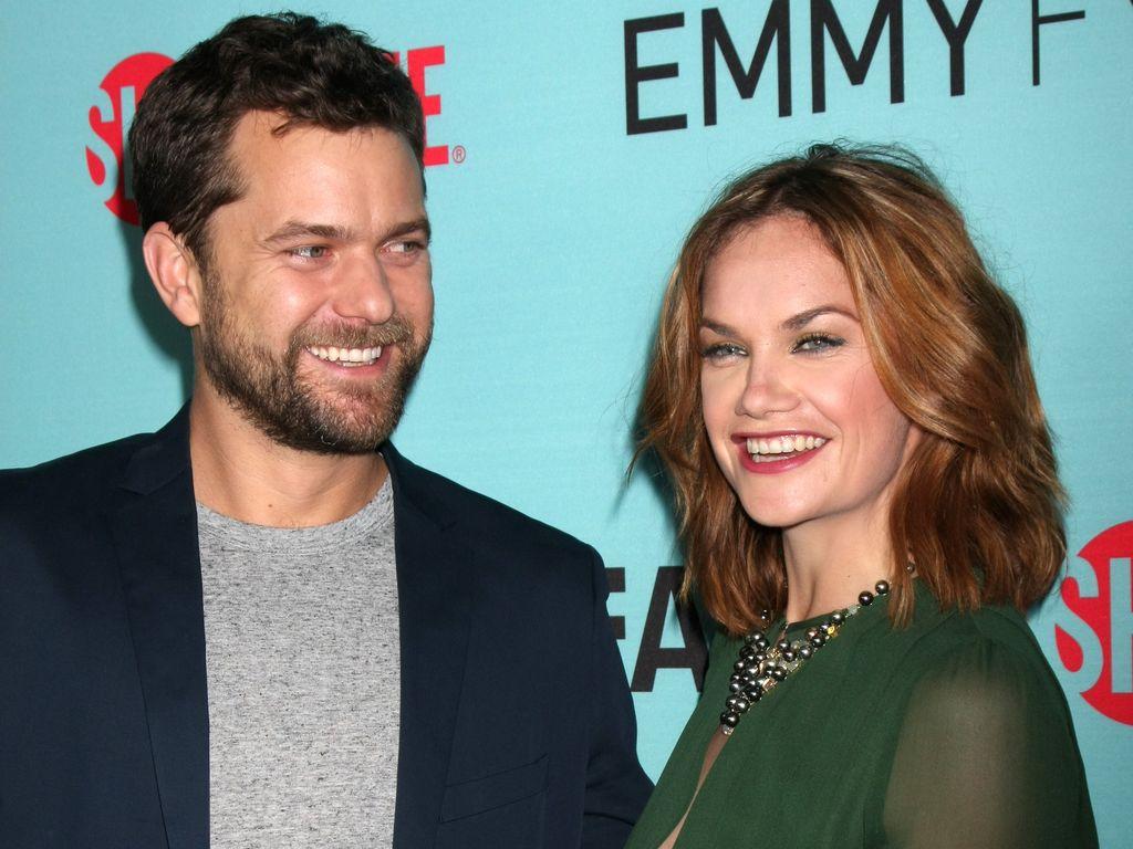 Joshua Jackson und Ruth Wilson auf dem roten Teppich in Beverly Hills
