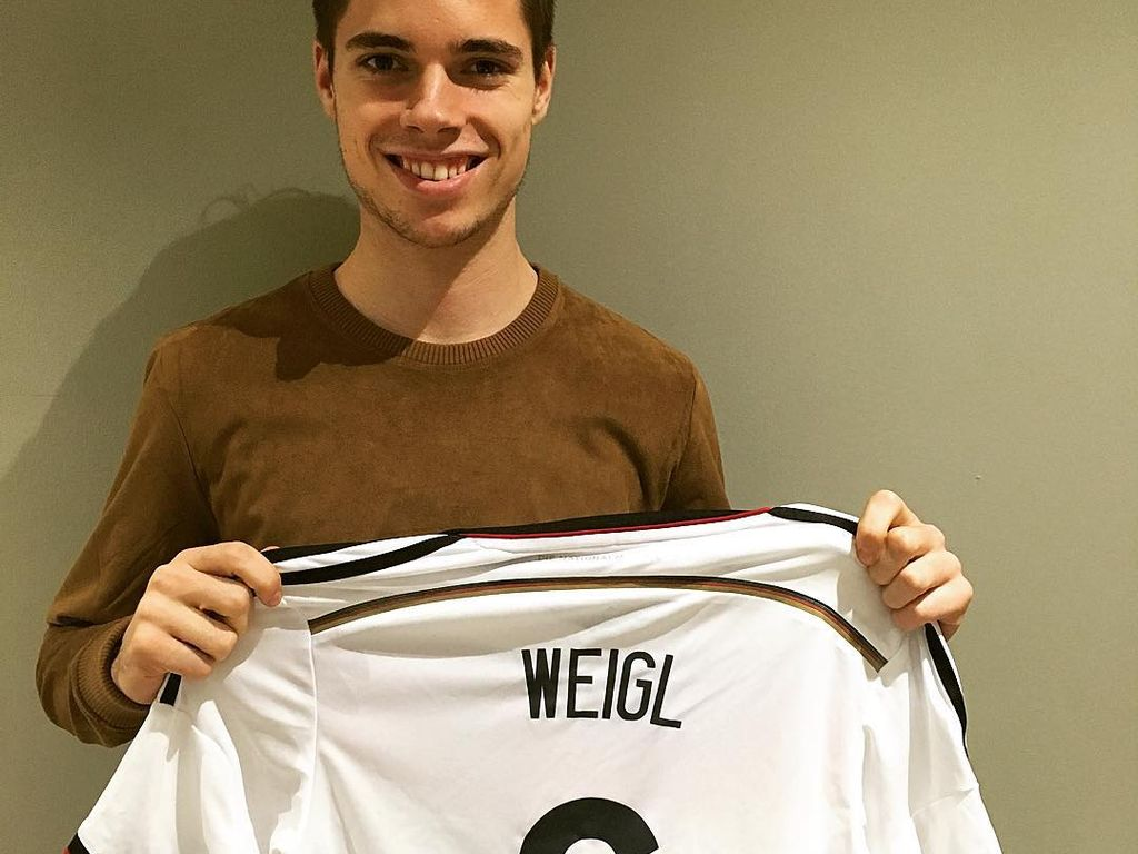 Fußball-Nationalspieler Julian Weigl