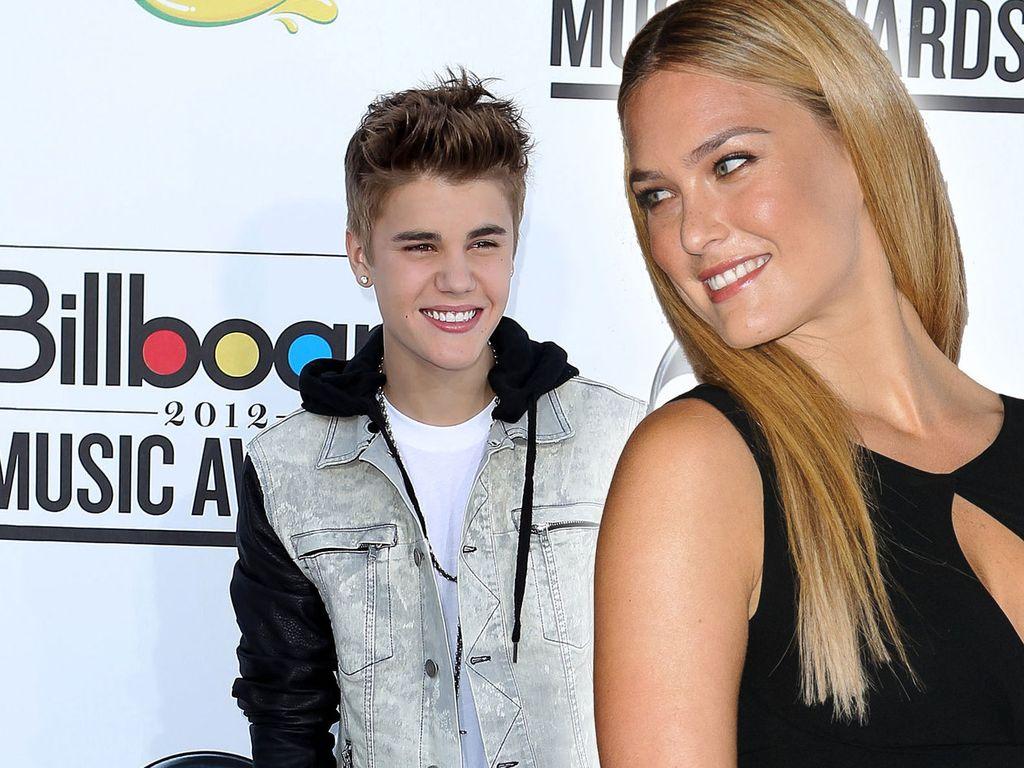 Justin Bieber und Bar Refaeli