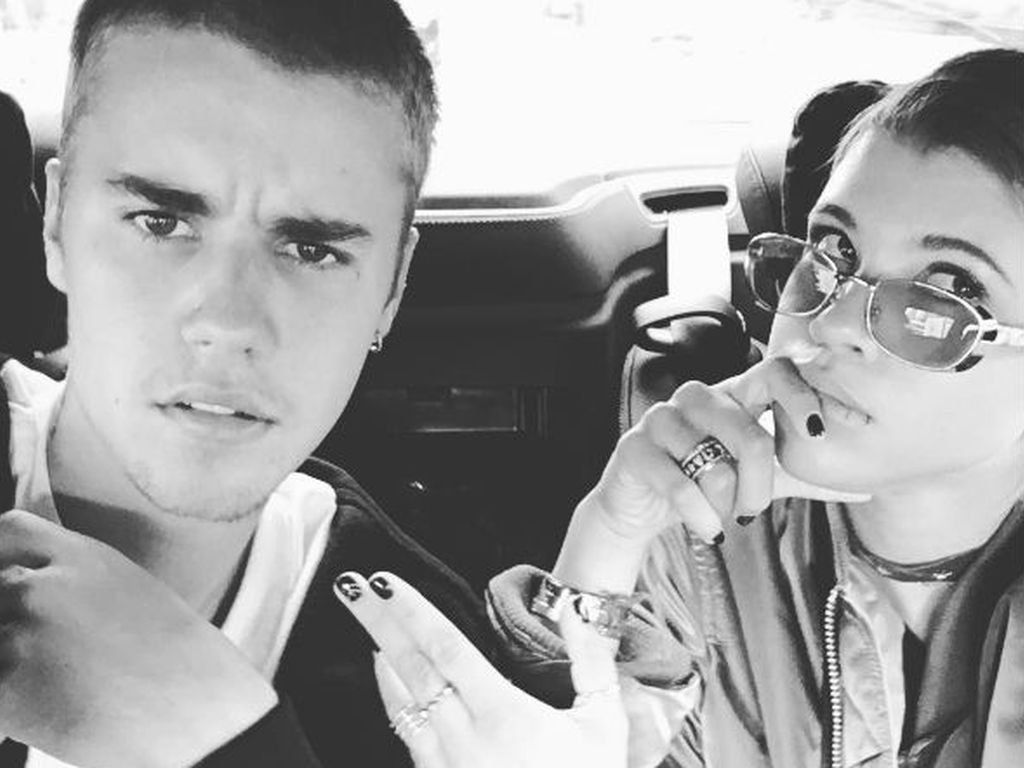 Justin Bieber und Sofia Richie in Japan