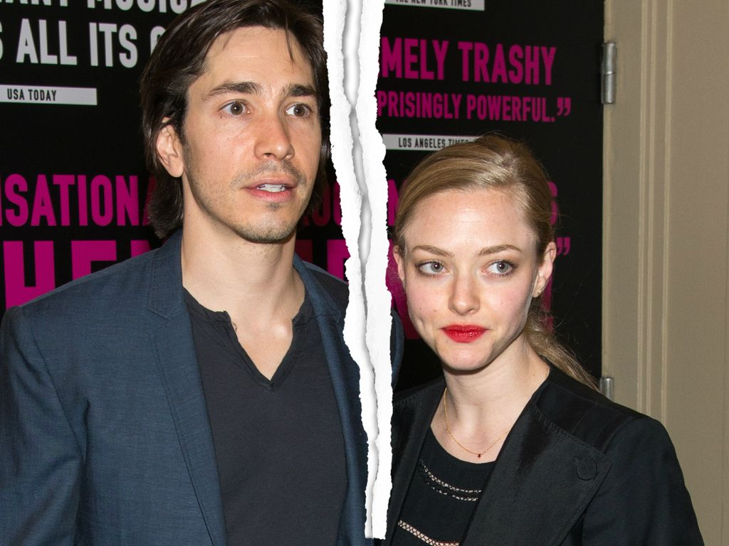 Amanda Seyfried und Justin Long