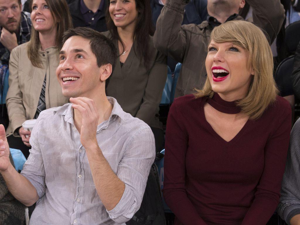 Taylor Swift, Amanda Seyfried und Justin Long