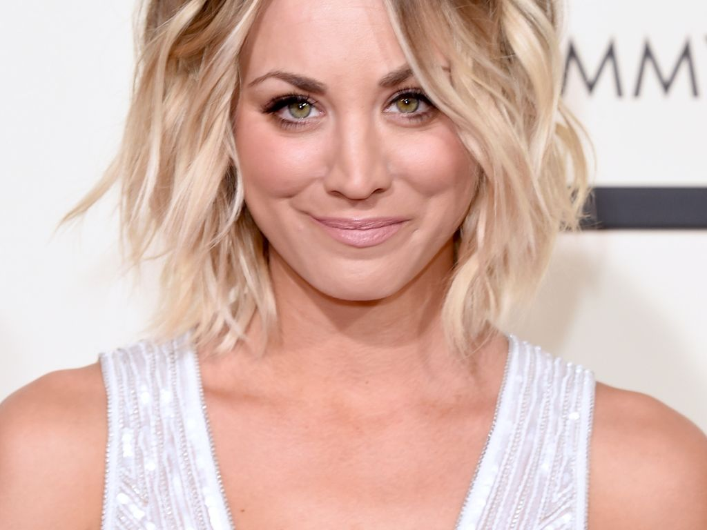 Kaley Cuoco bei den Grammy Awards in LA