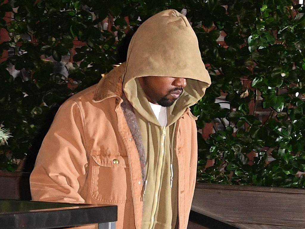 Kanye West im Oktober 2016 in New York