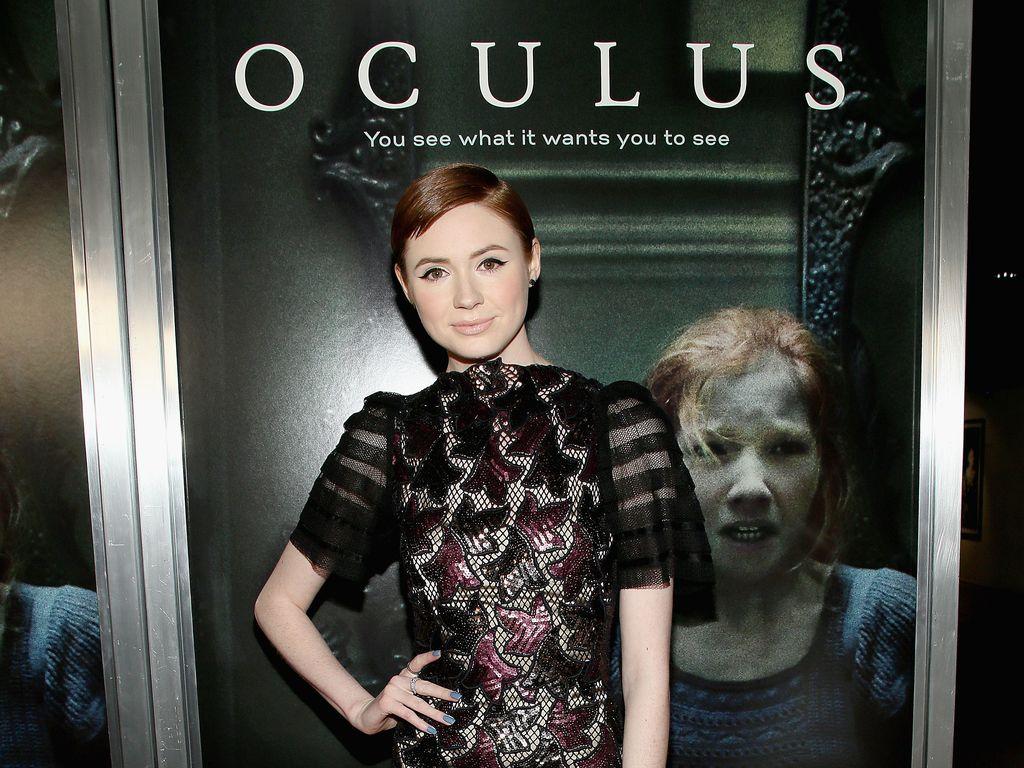 """Karen Gillan auf der """"Oculus""""-Premiere"""