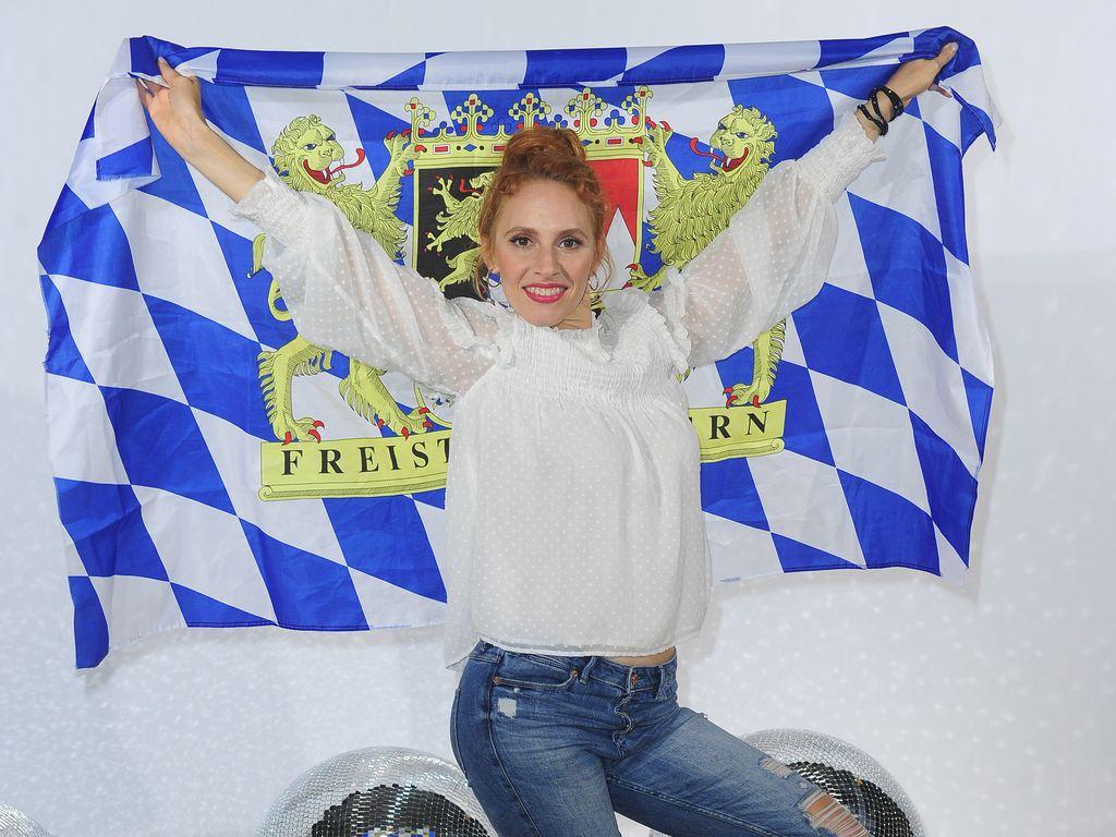 """Kassandra Wedel bei """"Deutschland tanzt"""""""