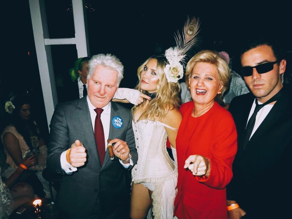 Kate Hudson und Katy Perry bei Kates Halloweenparty
