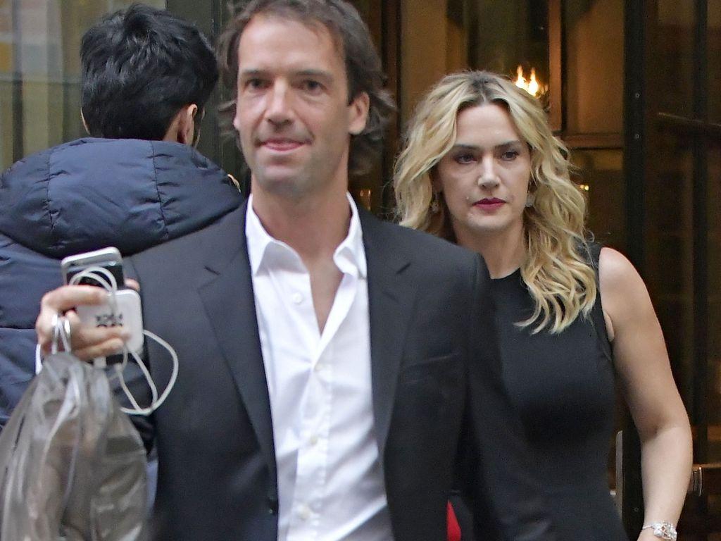 Kate Winslet und Ned Rocknroll in New York