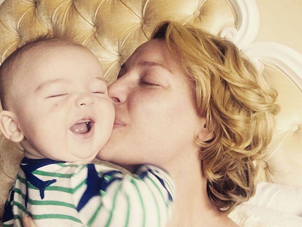 Katherine Heigl und ihr Söhnchen Joshua