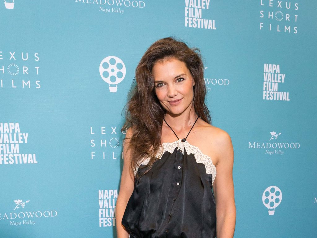 Katie Holmes beim Screening ihres Films 'All We Had'