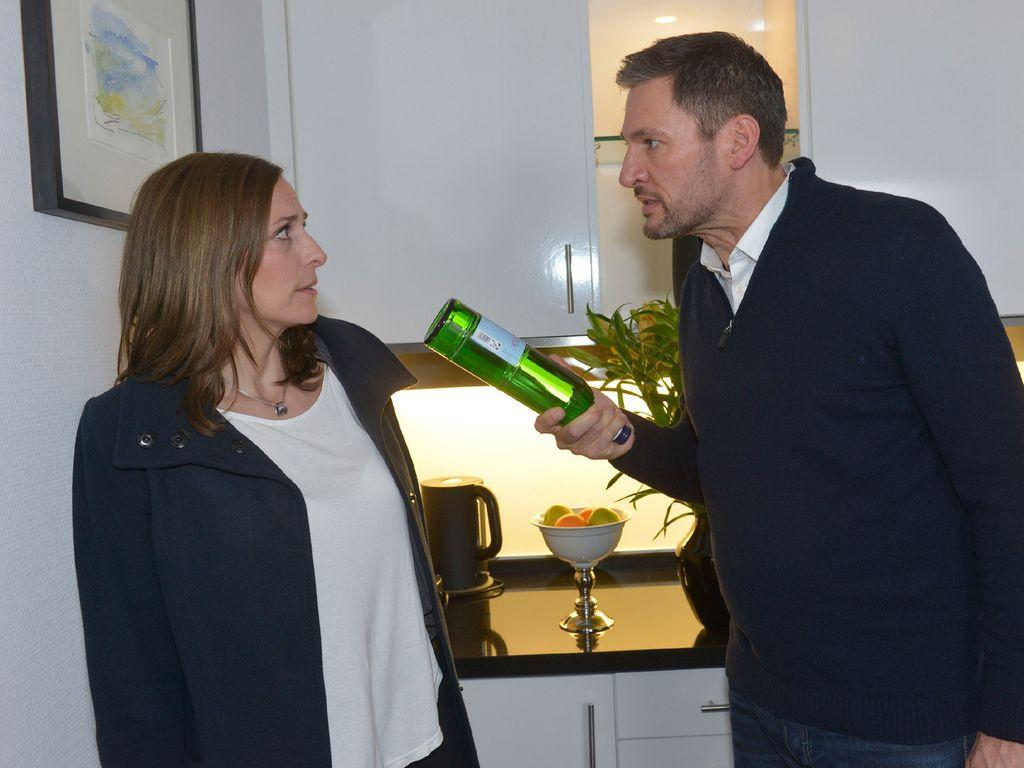 Dieter Bach und Ulrike Frank